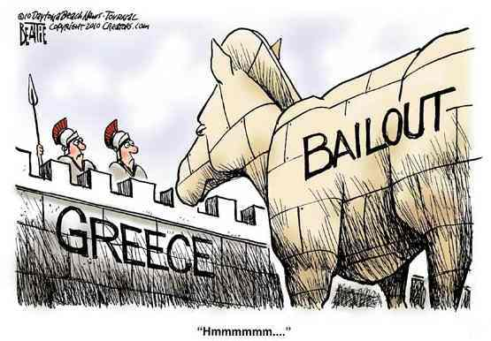 After the Bailout: The Spoils of Greece Are Bound for Germany
