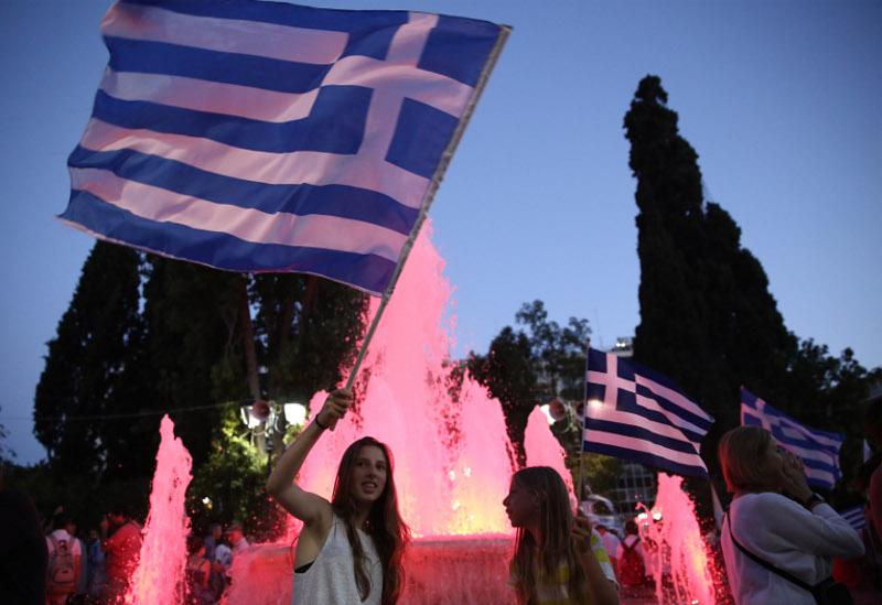 Defendons le non du peuple Grec! Defendons la patrie et la democratie!