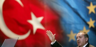 Turks created caliphate to launch attacks on Russia and China