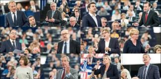 European debate on Greece