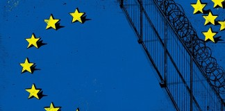 THE EURO DIVIDES EUROPE