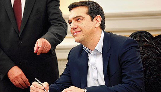 Syriza's Foreign Policy