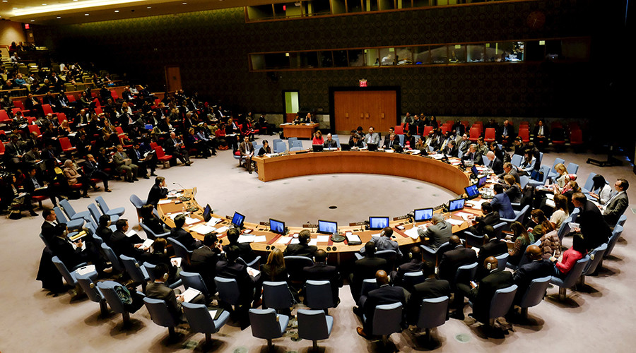 UN Security Council unanimously adopts Syrian roadmap resolution