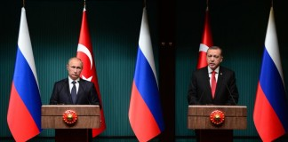 TURKEY, RUSSIA AND THE MIDDLE-EASTERN PUZZLE