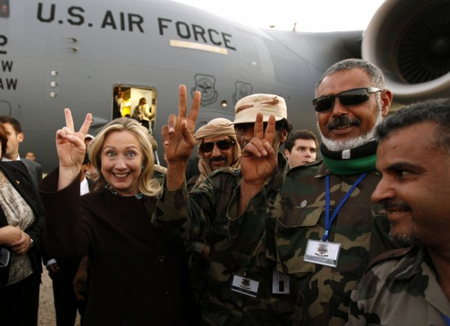What Hillary Knew about Libya