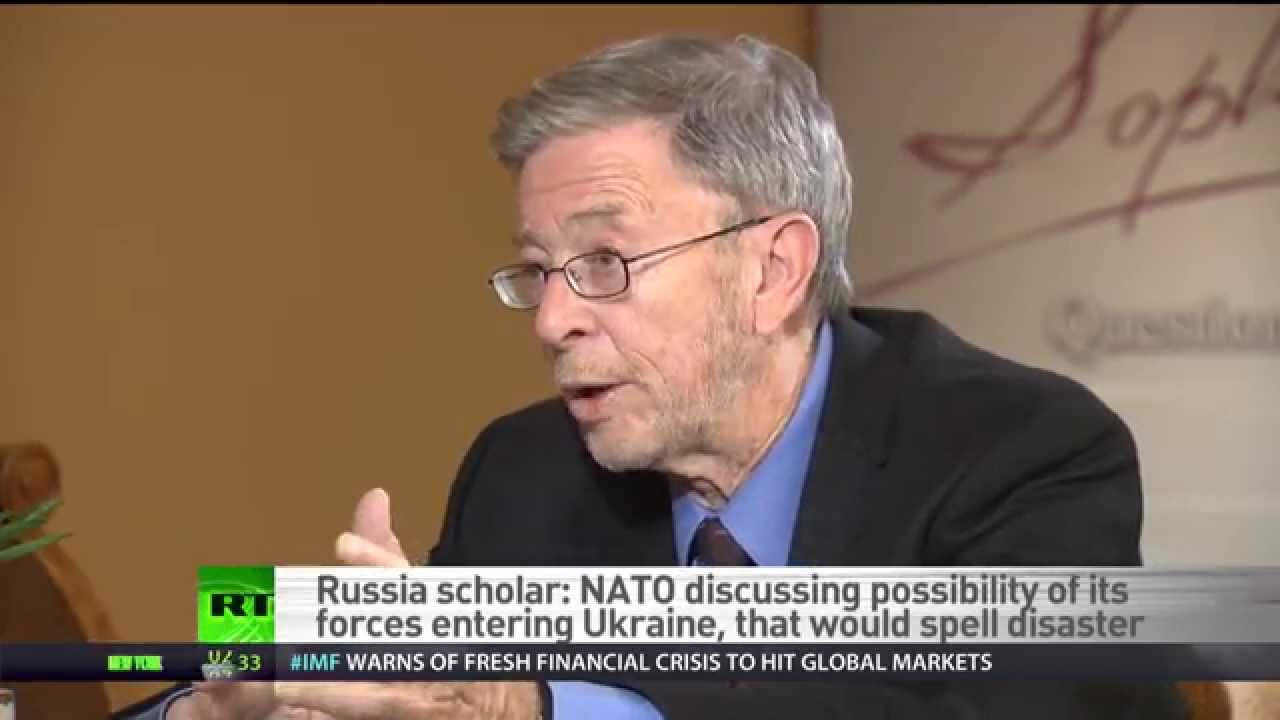 NATO's games with Ukraine bring world to 5 minutes before nuclear midnight – Stephen Cohen