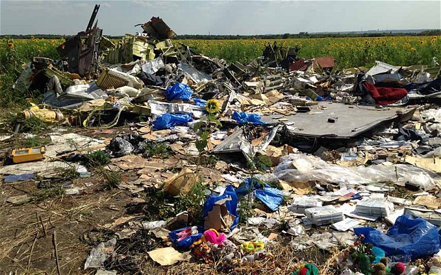 MH-17's Unnecessary Mystery