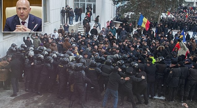 Crisis in Moldova: What's Russia's Next Move?