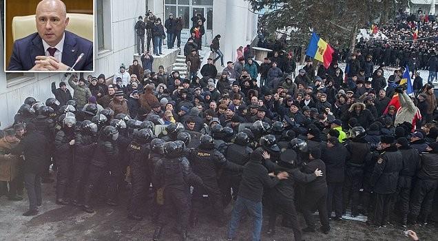 Crisis in Moldova: What's Russia's Next Move?