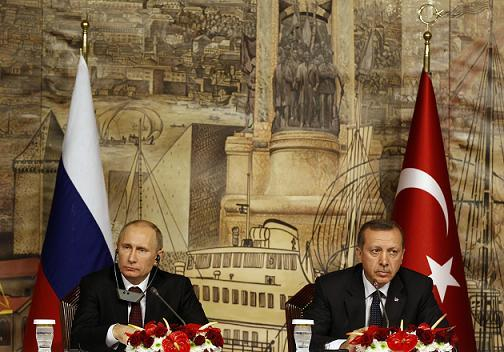 Russia – Turkey: Βehind the Confrontation