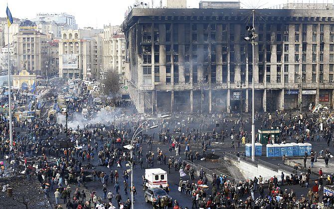Maidan over: The balance of power in Ukraine