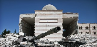 How the Empire is destroying Syria