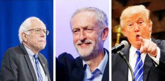 Keeping It Real? Corbyn, Trump, Sanders And The Politics Of Authenticity