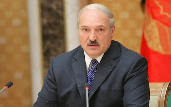EU Lifts Sanctions Against Belarussian President Lukashenko