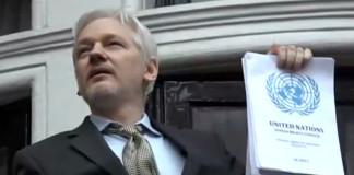 UN decision - Assange