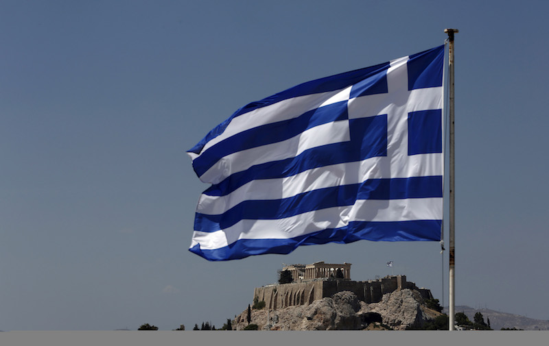 GRECE, ATTENTION GRAVE DANGER !