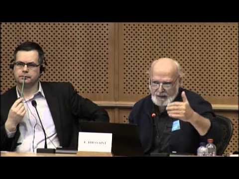 Eric Toussaint – Greece falls prey to ECB diktats and blackmail  (European Parliament 01-14-2016)