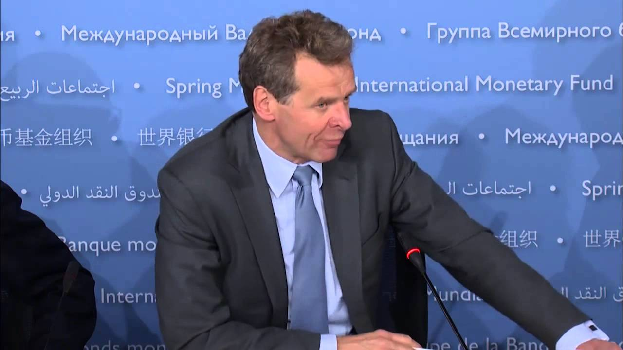 Poul Thomsen, Greece And IMF Cynicism