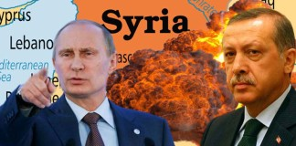 The Syrian War and the risk of a nuclear conflict