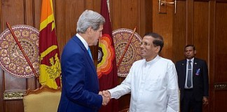 Under the Guise of Protecting Human Rights and Establishing Democracy: US Intervention in Sri Lanka