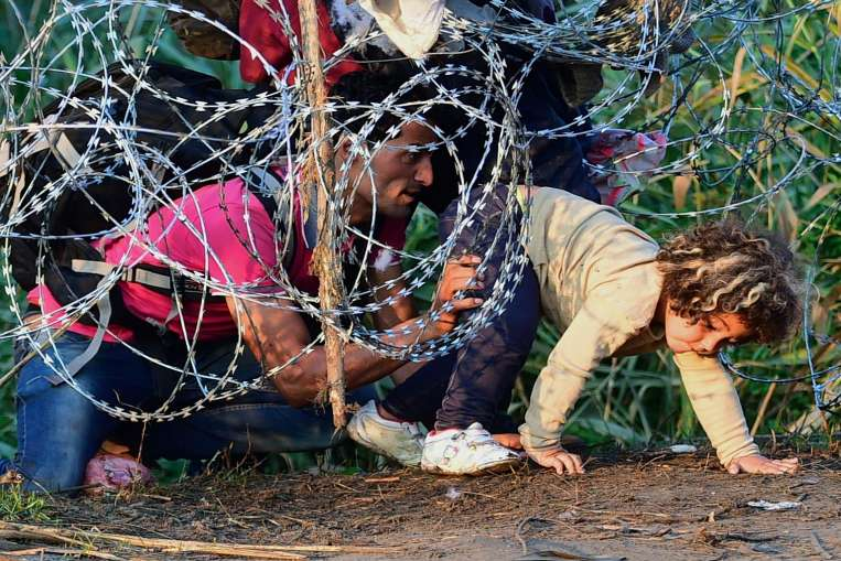 EU migration crisis: Stop illegal wars, don't blame the victims