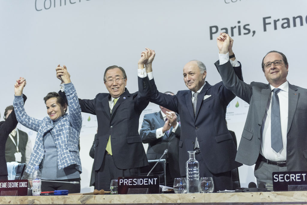After COP 21: The EU Needs To Revise Its Climate Policy Targets