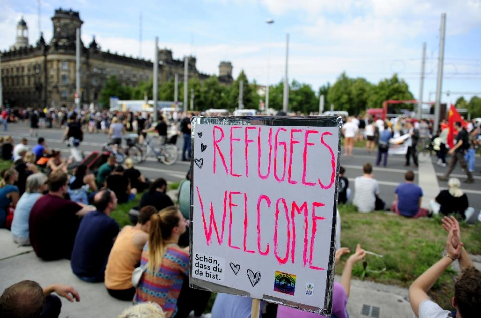 Refugees: The Bright And Dark Sides Of Modern Germany