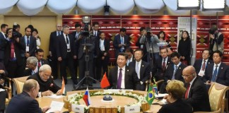 China bats for stronger BRICS cooperation