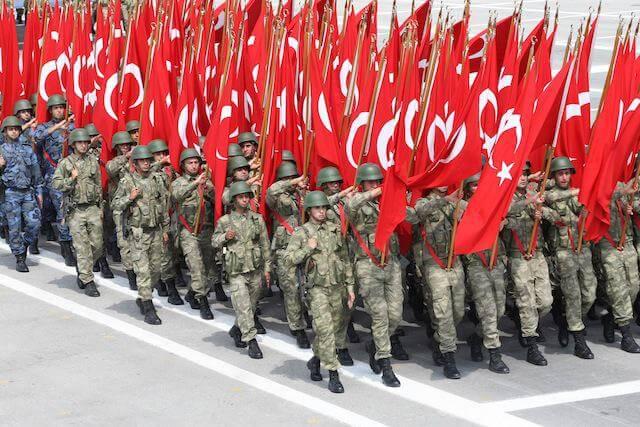 Crisis in Turkey