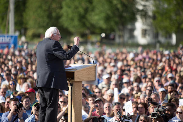 On the origins of Sanders'Left