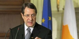 The president of Cyprus warns to use veto