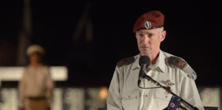 General realignment: Israeli General attacks Erdogan