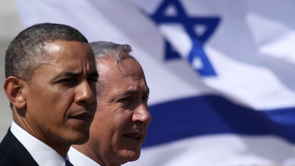 Obama on Netanyahu (neocons)