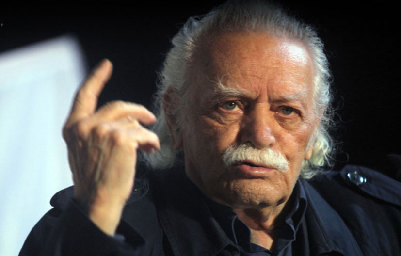 Manolis Glezos apologizes to the Greek people