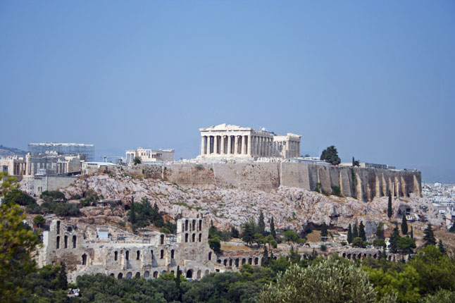 A letter from Athens