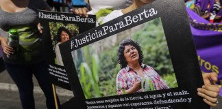Drugs, dams, and power: the murder of honduran activist Berta Cáceres