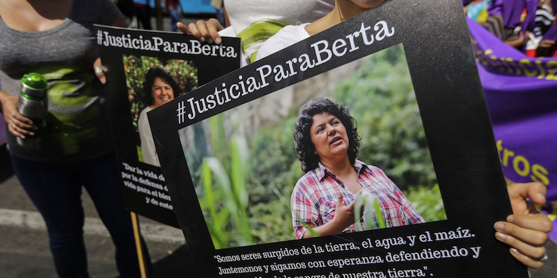 Drugs, dams, and power: the murder of Ηonduran activist Berta Cáceres