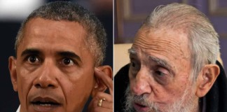 Fidel Castro Vs Barack Obama