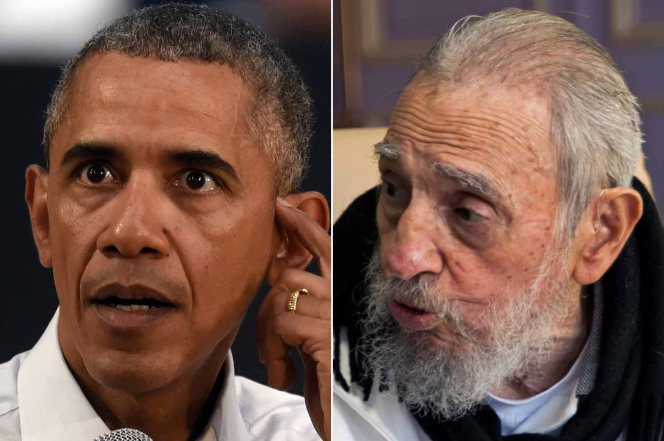 Fidel Castro Vs Barack Obama