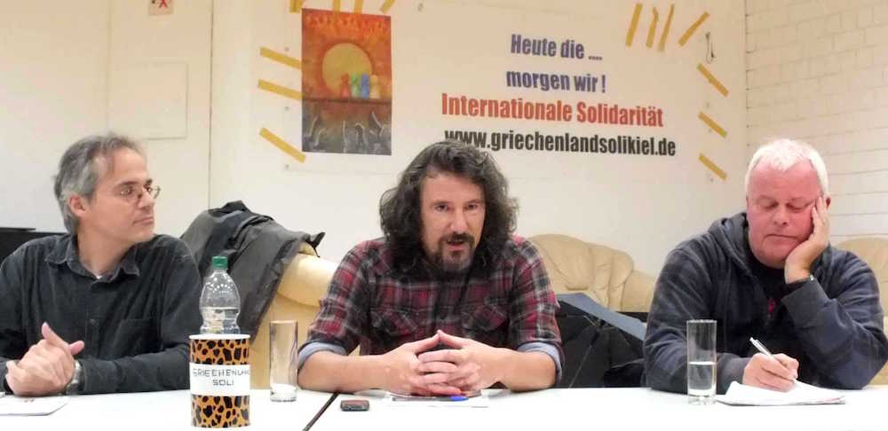 Building Alternative Institutions in Greece: an Interview with Christos Giovanopoulos