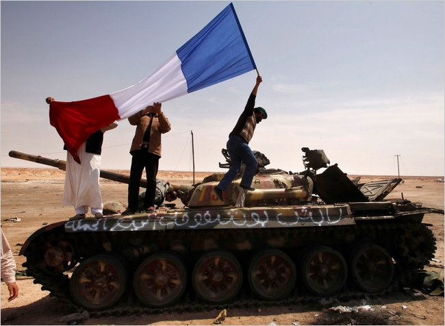 What Nicolas Sarkozy achieved in Libya