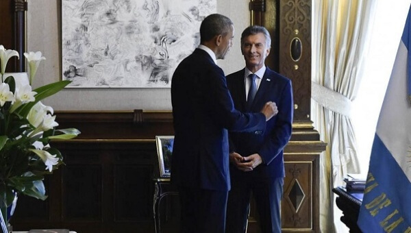 Obama's pivot to Latin America