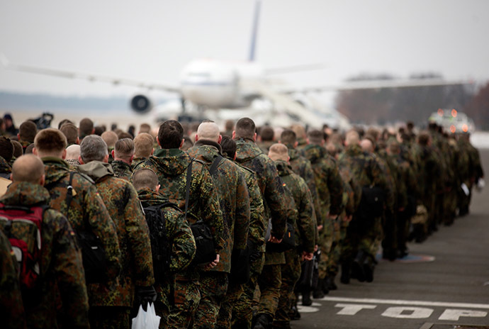 "NATO opens the ""Baltic Front"""