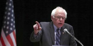 Wall Street declares war against Sanders