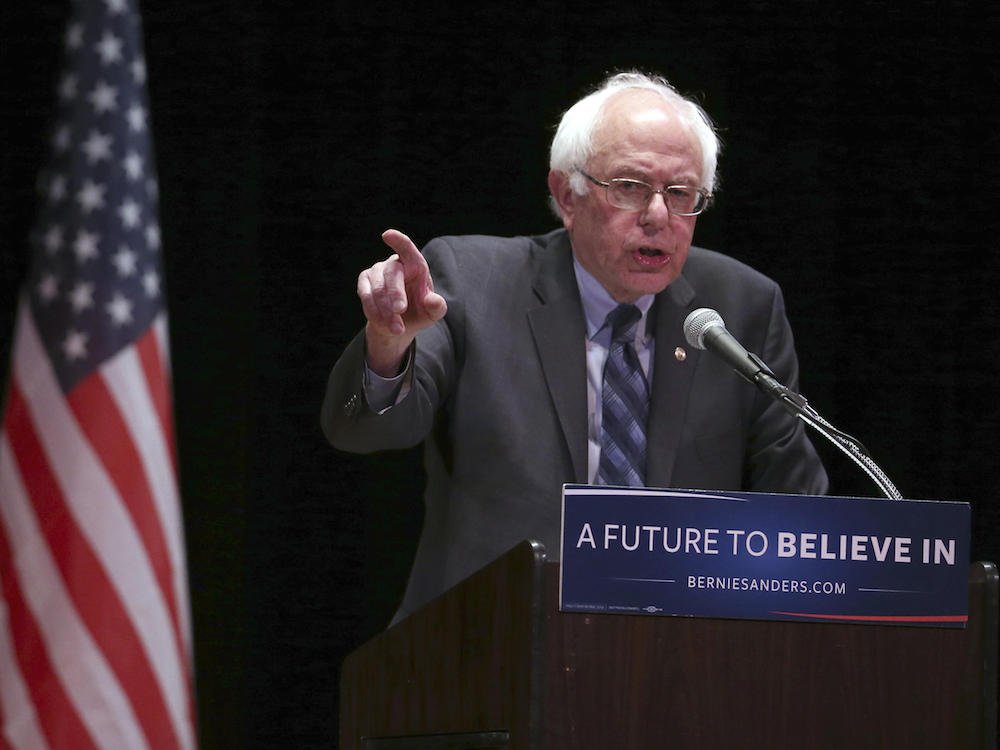 Wall Street declares war against Sanders