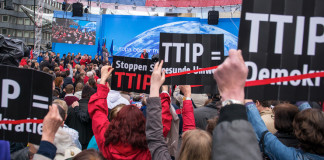 TTIP - Putting Europeans under the rule of Big Business and USA