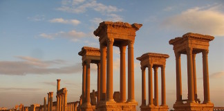 The Recapture of Palmyra