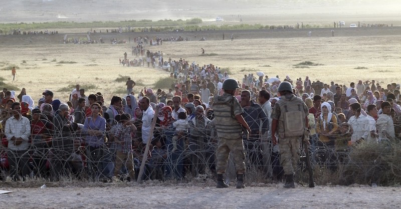 Turkey has managed to conflate the refugee crisis and its own EU membership in a dangerous way