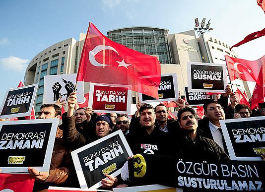 "Turkish ""democracy"" and Europe"