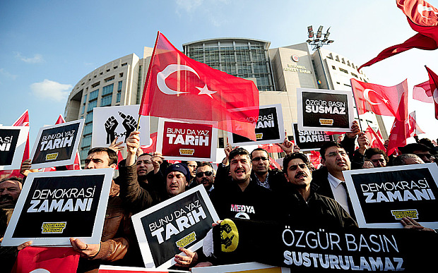 "Turkish ""democracy"" and Europe"